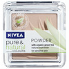 Nivea pure natural colours powder